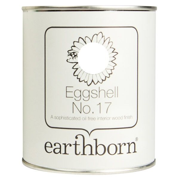 Earthborn Eggshell Wood Paint | London Lime