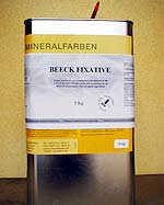 Beeck Fixative Silicate Primer | London Lime