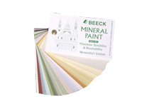 Beeck Painted Colour Card Set | London Lime